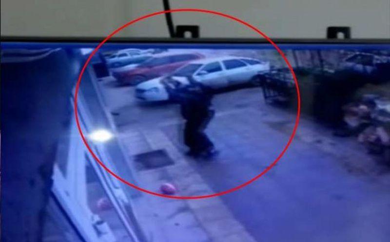 Dos hombres salvaron a niña que cayó de un quinto piso