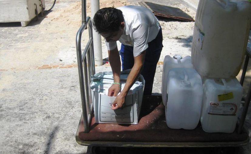 Diez mil trabajadores de hoteles de la Riviera Maya han sido capacitados en buenas prácticas medioambientales. (Octavio Martínez/SIPSE)