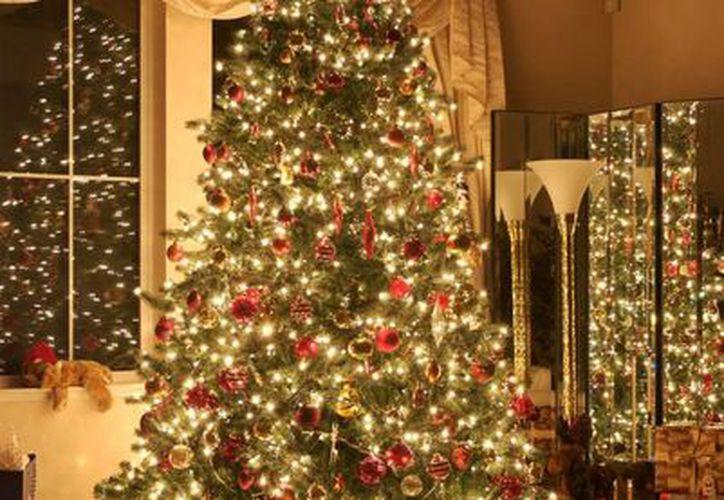 El uso de adornos y luces navideñas aumenta al menos 1% el consumo. (Contexto/Internet)