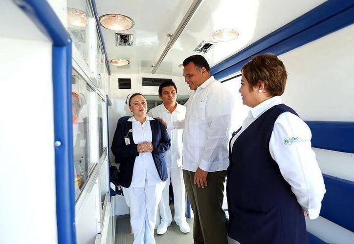 El gobernador de Yucatán, Rolando Zapata, presidirá este jueves el inicio de trabajos de construcción del Palacio de la Música. (SIPSE)