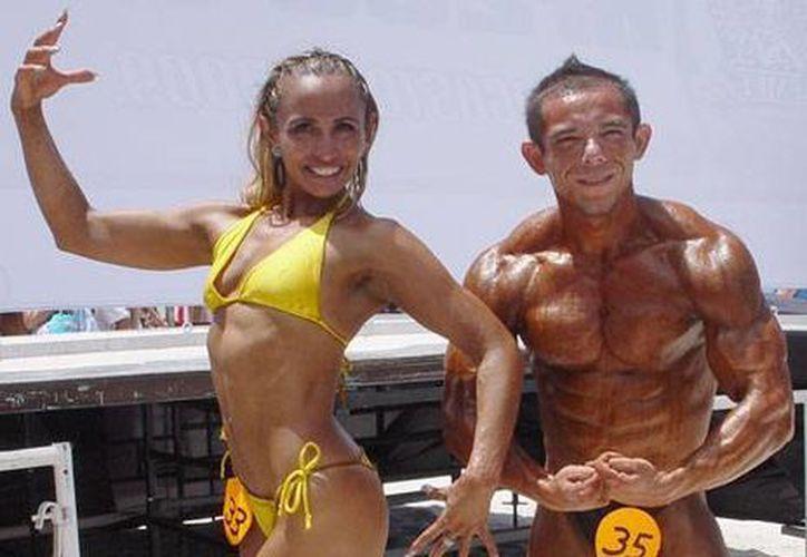 Frank López, organizador del torneo Strong Mérida. (Milenio Novedades)