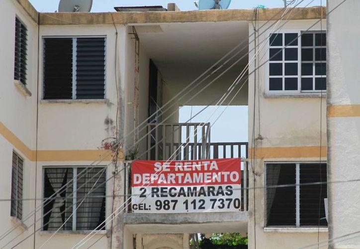 Señalan que algunos edificios se encuentran en su última etapa de vida.  (Sergio Orozco/SIPSE)
