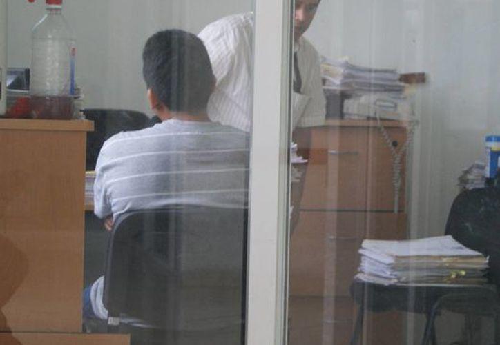 Tres hombres se han acercado, en lo que va del año, al DIF a denunciar maltrato de parte de sus parejas.  (Redacción/SIPSE)