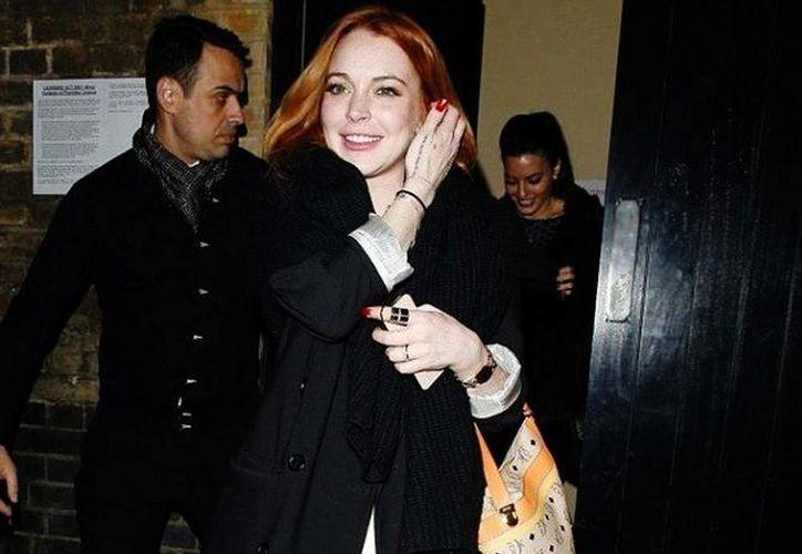 El mensaje en Twitter de Lindsay Lohan apoyando a Aecio Neves fue visto, al menos, por los 8.5 millones de seguidores de la actriz en la red social.  (lindsaylohan.com)