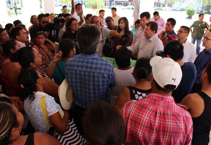 Se ingresarán solicitudes de permisos para comercio ambulante. (Adrián Barreto/ SIPSE)