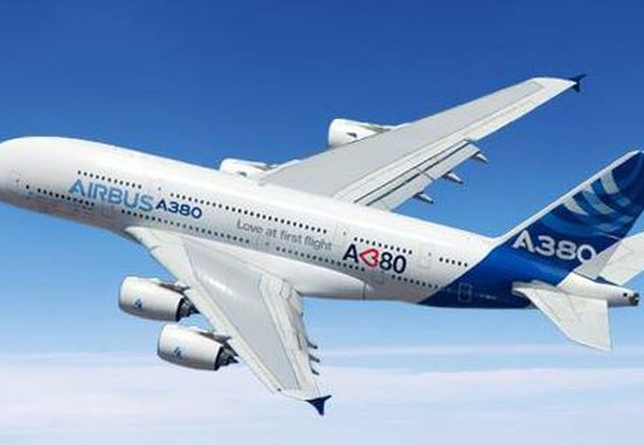 Actualmente circulan 156 A380, de los cuales 59 pertenecen a la aerolínea árabe Emirates. (Facebook/Airbus)
