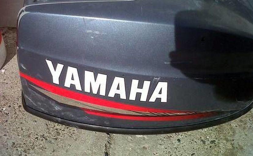 Las colas de motor robadas pueden pueden ser vendidas hasta en 50 mil pesos en el 'mercado negro'. (Óscar Pérez/SIPSE)