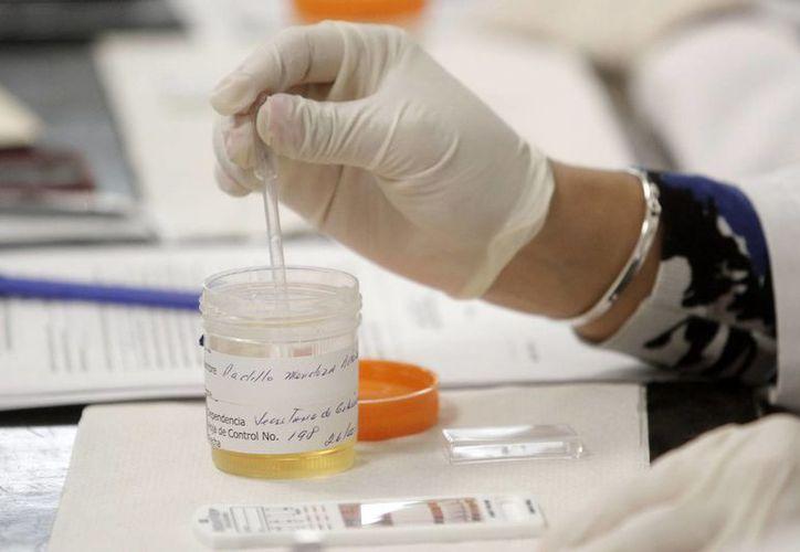 Las pruebas antidoping se pueden realizar en cualquier deportista y en el marco de cualquier competencia. (Notimex/Foto de contexto)