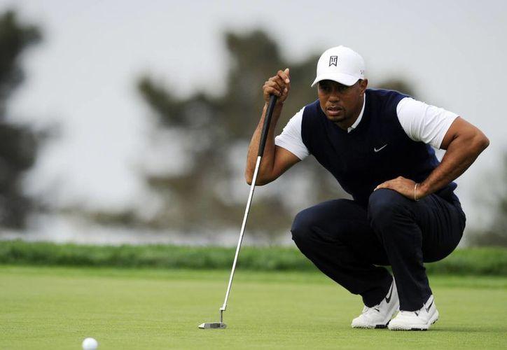 Tiger Woods jugará en el torneo mexicano Bridgestone America's Golf Club, que formará parte del PGA Tour. (themalaysianinsider.com)