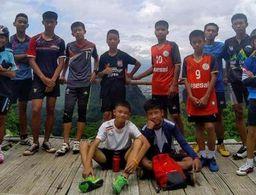 Niños rescatados se pierden final del Mundial