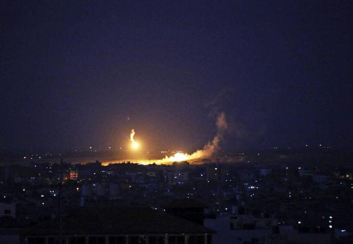 El gobierno de Israel ha autorizado el despliegue de unos 48 mil efectivos en la franja de Gaza. (EFE)