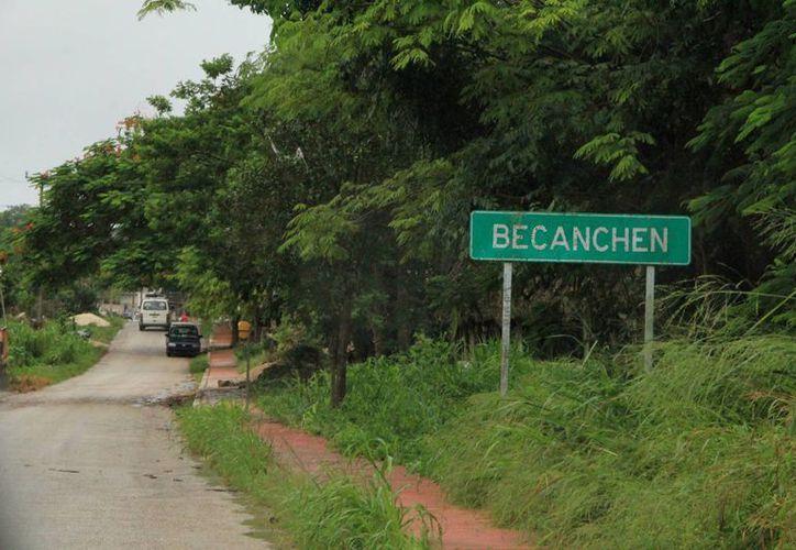 Becanchén ha sido golpeado por fenómenos climáticos. (SIPSE)