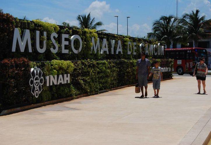 La mayor afluencia de visitantes se suscita los domingos. (Tomás Álvarez/SIPSE)