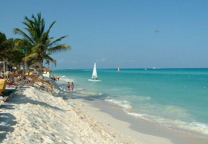 En 2012, llegaron 3 millones 895 mil turistas a la Riviera Maya. (Foto de Contexto/SIPSE)
