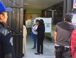 Cuidarán 34 mil policías elecciones  en CDMX