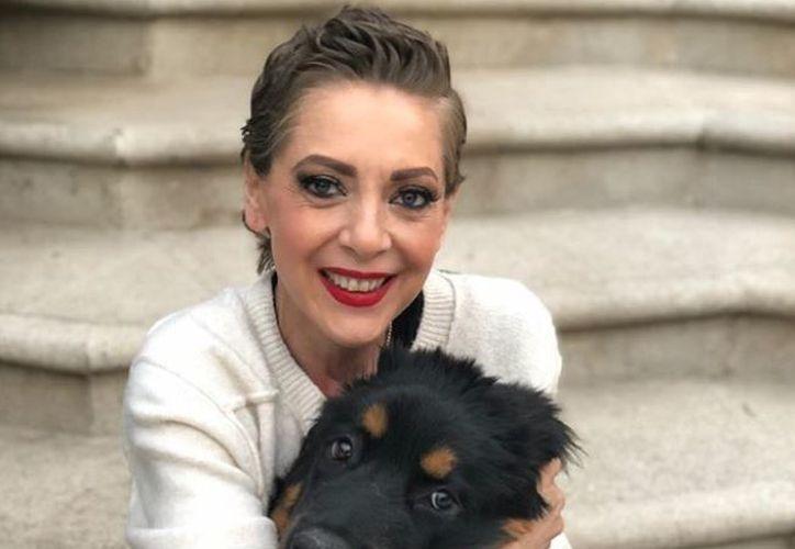 Muere la actriz Edith González. (Instagram)