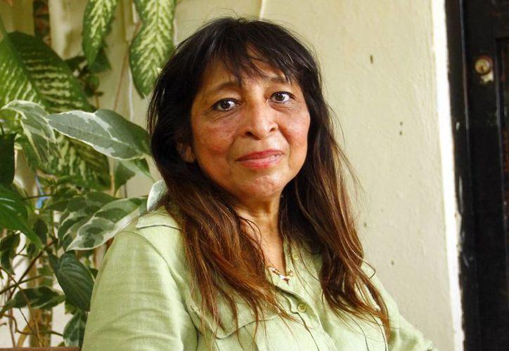 Flor María Santana Zapata, presidenta de 'Dona Esperanza'.  (Milenio Novedades)