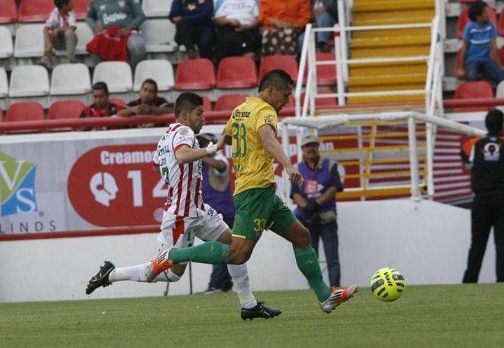 El CF Mérida recibirá en la fecha 12 a Lobos BUAP, cuarto lugar de la tabla. (Foto: Twitter / @CFMerida)