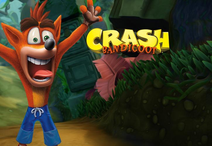 Crash Bandicoot vendió alrededor de siete millones de copias por cada uno de los títulos que componen la trilogía. (PlayStation).