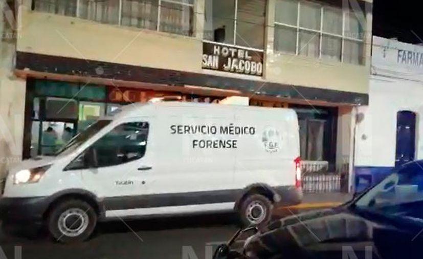Se indicó que al parecer el hombre no era de Mérida. (Novedades Yucatán)