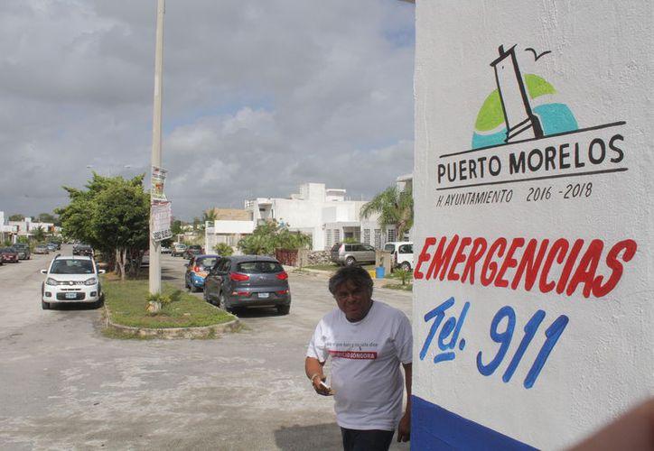 Hasta el año pasado, Puerto Morelos no había tenido problemas relacionados con extorsiones. (Foto: Sergio Orozco)