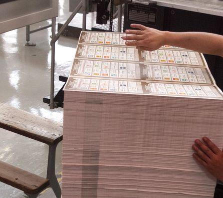 Roban boletas electorales en Veracruz, durante México-Suecia