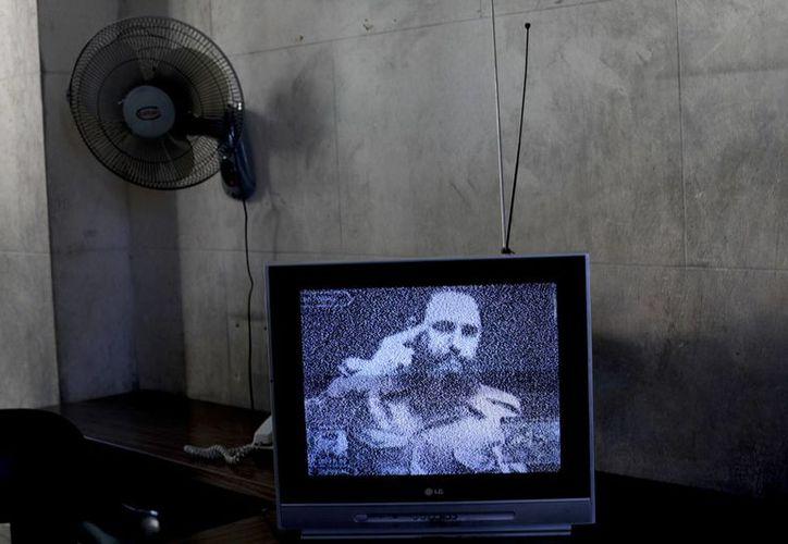 La muerte de Fidel Castro, el 26 de noviembre, tomó por sorpresa a los cubanos y al mundo entero. (AP/Natacha Pisarenko)
