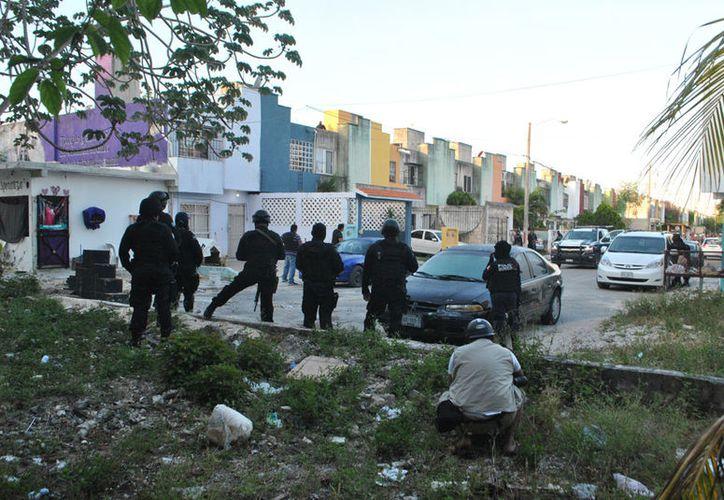 La policía fue informada del incidente alrededor de las 6:20 horas. (Redacción/SIPSE)