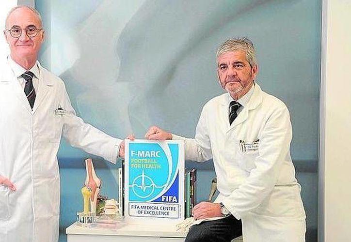 FIFA busca mejorar el rendimiento de los doctores en el ámbito de la medicina deportiva; buscan una forma más rápida para combatir las lesiones. (FIFA.com)