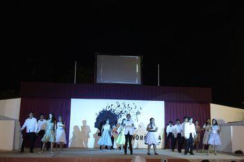 Festival musical de Fonomímica