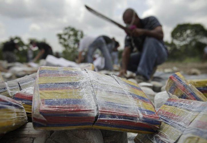 Panamá es puente hacia Norteamérica en el tráfico de drogas. (Archivo/Agencias)