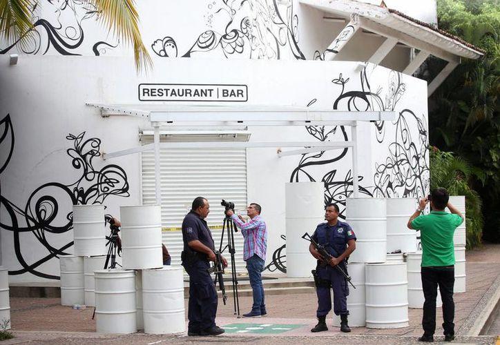 El secuestro del hijo de 'El Chapo' y cinco personas más se registró la madrugada de el lunes en un restaurante de Puerto Vallarta. (Archivo/EFE)