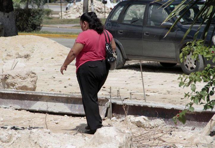 El sobrepeso, la obesidad y enfermedades crónico-degenerativas afectan la productividad del trabajador. (Tomás Álvarez/SIPSE)