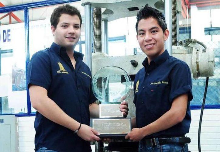 Los estudiantes ocuparon el sexto lugar el años pasado en el concurso (campusmexico.mx)
