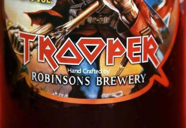 La nueva cerveza es homónima de uno de los temas clásicos de Iron Maiden. (www.enelshow.com/Archivo)