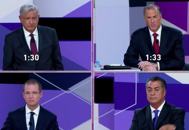 En total, 4.2 millones de personas vieron el segundo debate en redes sociales, como Twitter y Facebook. (Foto: Captura de video)