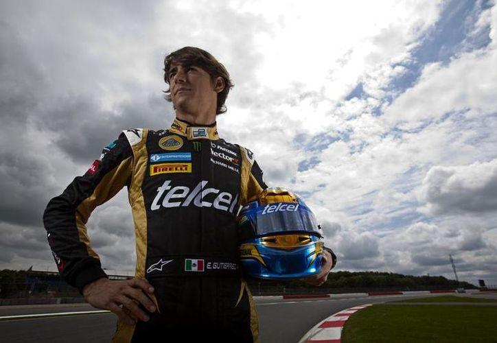 Esteban dijo que considera sumar puntos en su primera temporada. (Foto: GP2)