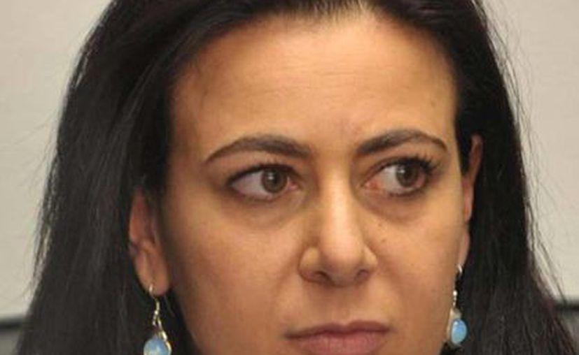 Lizeth Farah levantó una demanda por daño moral y exigió una indemnización. (Archivo)