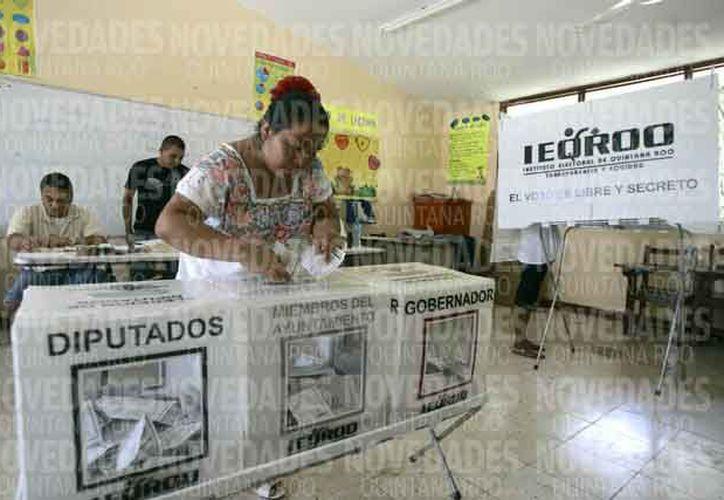 La autoridad electoral reglamenta las campañas de las próximas elecciones. (Jesús Tijerina/SIPSE)