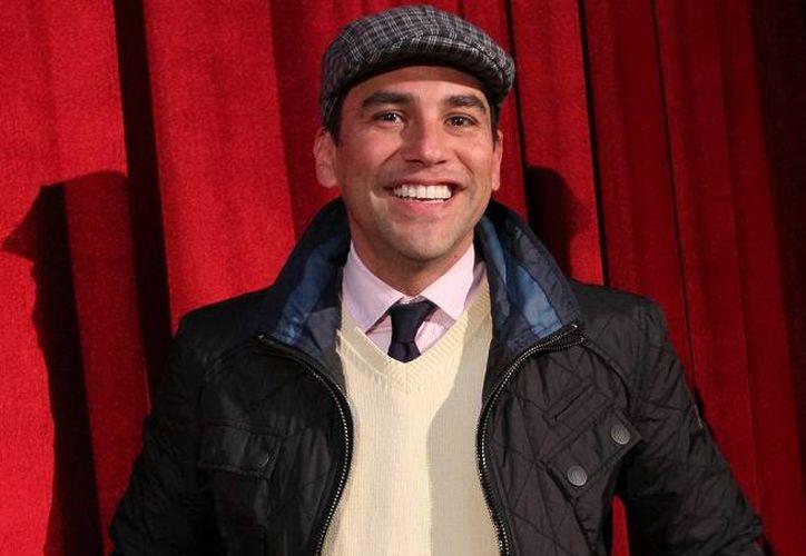 El actor Mauricio Barcelata fungirá como conductor del programa 'Todo o nada'. (Foto de archivo de Notimex)