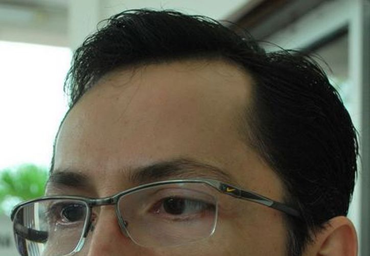 William Guerra Alpuche, subsecretario de Operación Turística de la Secretaría estatal de Turismo. (Cortesía/SIPSE)