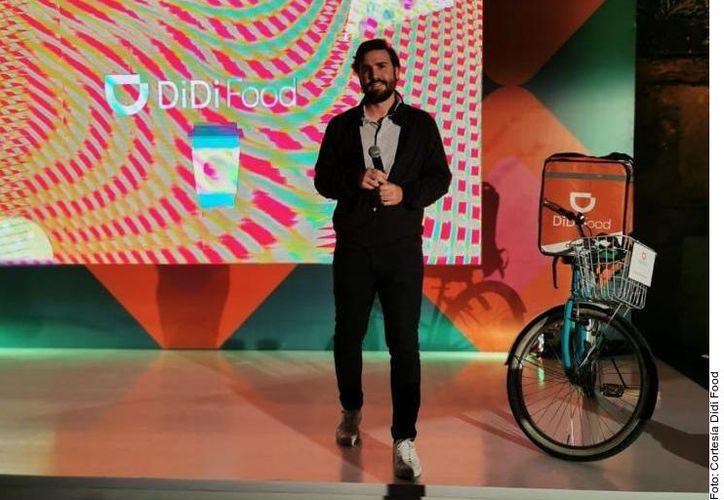 Tras probar suerte en Monterrey y Guadalajara Didi Food se estrenó esta semana en la Ciudad de México. (Agencia Reforma)