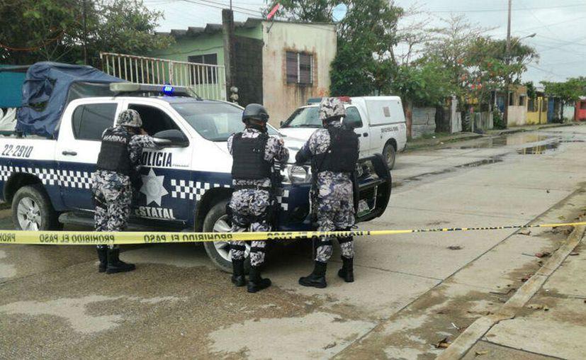 Un comando de ocho sicarios irrumpió con violencia en un velorio en Coatzacoalcos. (Proceso/Especial)