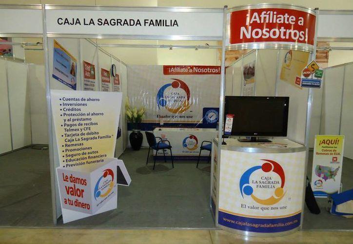 La Caja de la Sagrada Familia es una de las autorizadas por la Consusef en Yucatán. (facebook.com/elvalorquenosune)