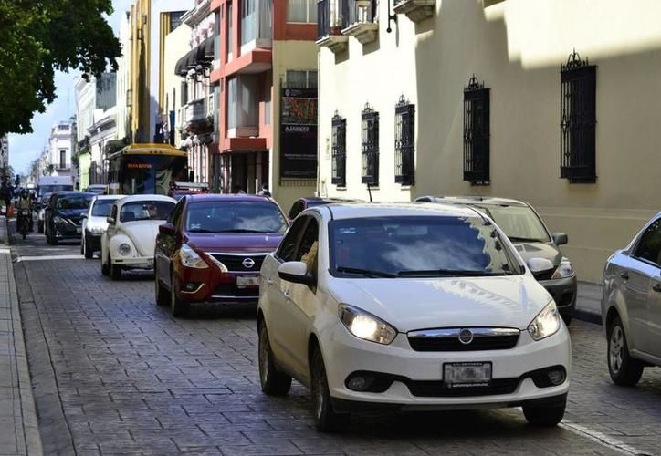 Se ha efectuado el canje a alrededor de 75% de las unidades registradas en el padrón vehicular de Yucatán. (Milenio Novedades)