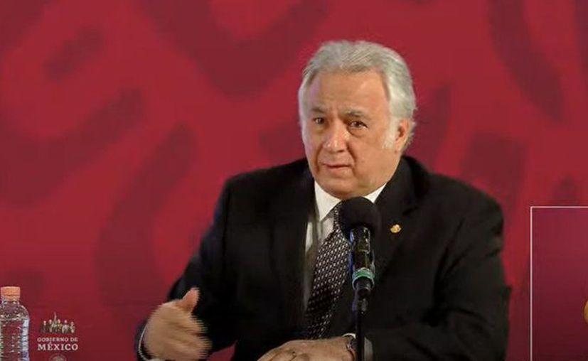 Miguel Torruco Marqués, Secretario de Turismo. (Foto: Ssa).