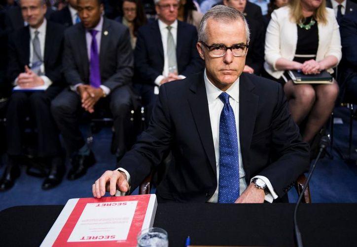 El despido de Andrew McCabe es el primer caso sobre un segundo al mando del FBI que es cesado. (Foto: Diario Ecuador)