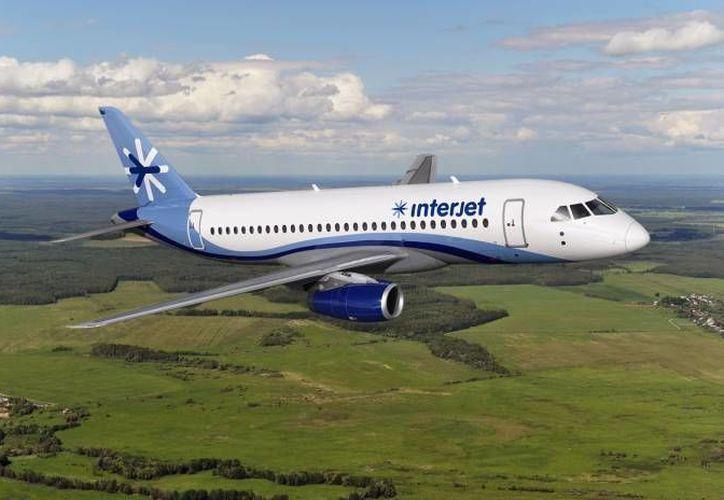 Interjet movilizó  a más de siete millones pasajeros. (Redacción/SIPSE)
