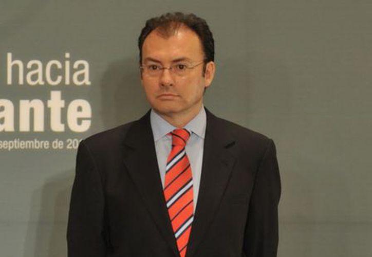 Luis Videgaray dijo que en los próximos días, se enviará una propuesta de reforma administrativa. (Archivo/Notimex)