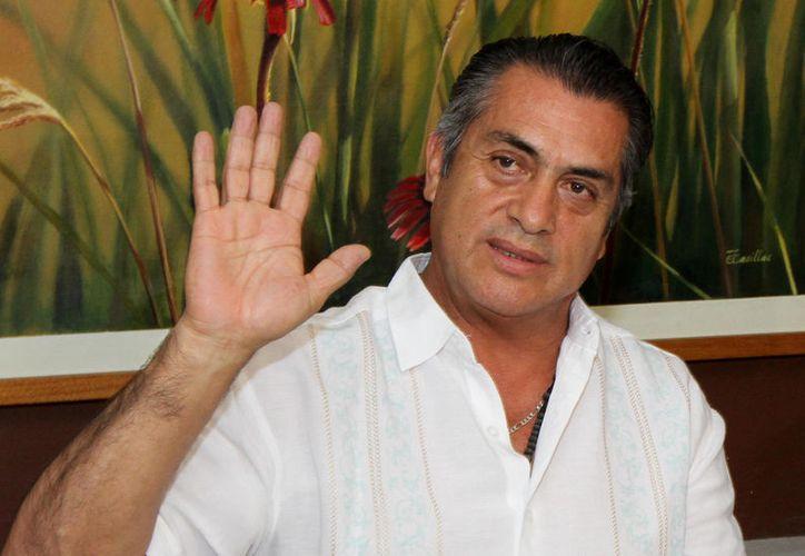Jaime Rodríguez logró las rúbricas del 1% de la Lista Nominal de 21 entidades del país, de las 17 que le eran requeridas. (Foto: El Horizonte)
